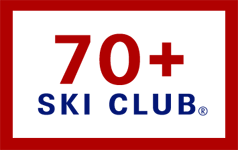 70 Plus Ski Club logo